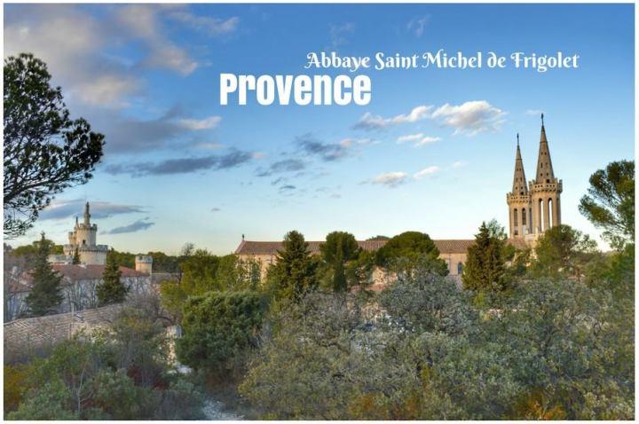 L'Abbaye Saint Michel deFrigolet