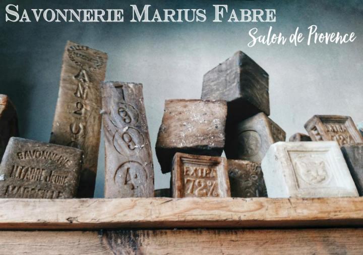 La savonnerie MariusFabre