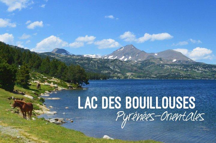Randonnée au Lac desBouillouses