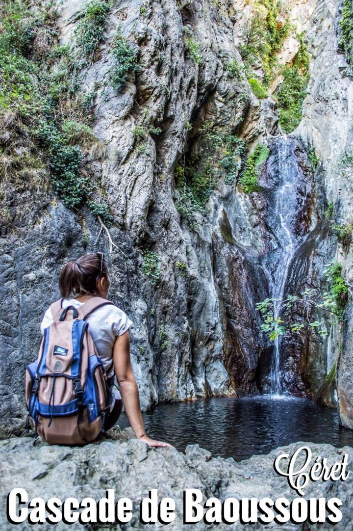 Randonnée à la cascade deBaoussous