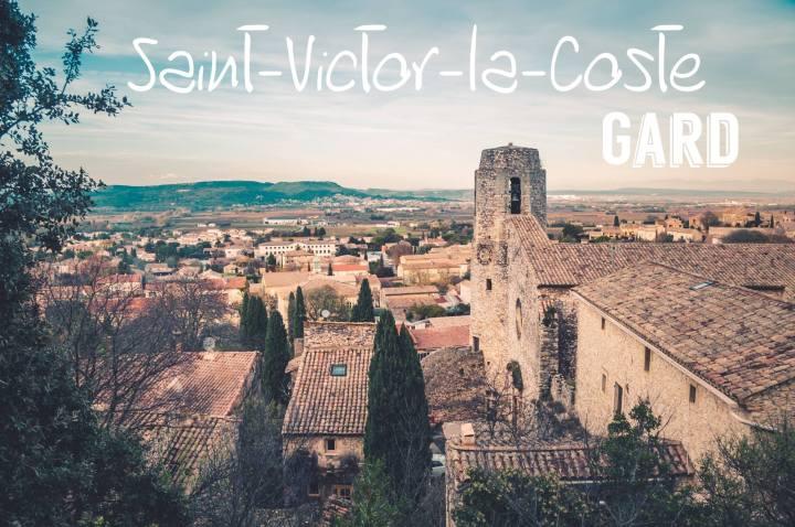 Balade à St-Victor-la-Coste