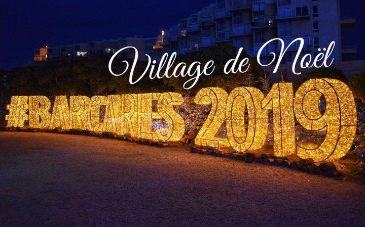 Le village de Noël de PortBarcarès