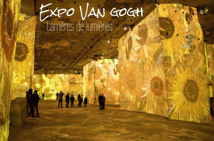 Expo : Van Gogh, la nuitétoilée