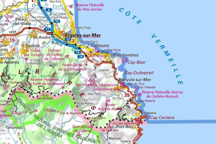 Road Trip sur la CôteVermeille