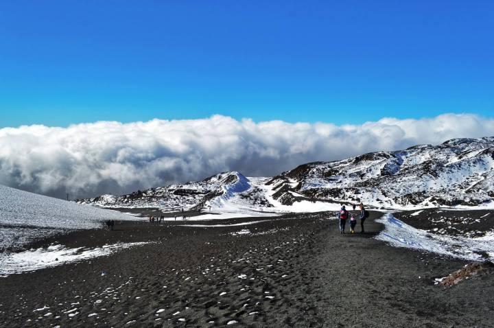 Etna et Taormine